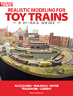 Realistic Modeling for Toy Trains
