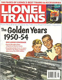 Lionel The Golden Years 1950-54