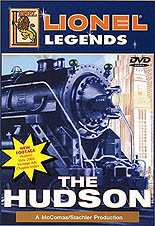Lionel Legends: The Hudson
