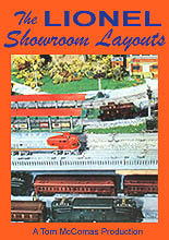Lionel Showroom Layouts
