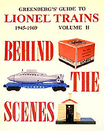 Greenberg's Guide to Lionel Trains, 1945-1969 Volume II