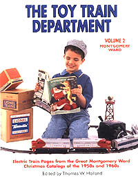 The Toy Train Department - Volume 2