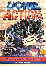 Lionel Action 4 DVD Set