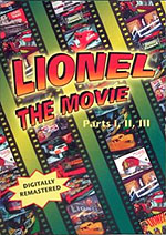 Lionel: The Movie 3 DVD Set