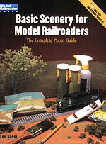 Basic Scenery for Model Railroaders