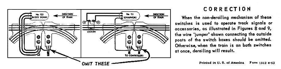 Lionel Trains 153 Block Signal Accessory